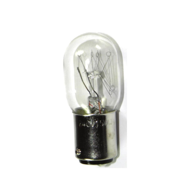 Sewing Machine Bulb (Small Bayonet Cap) from Jaycotts Sewing Supplies
