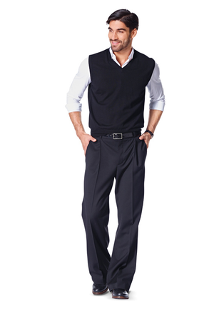 BD7022 Mens' Trousers from Jaycotts Sewing Supplies