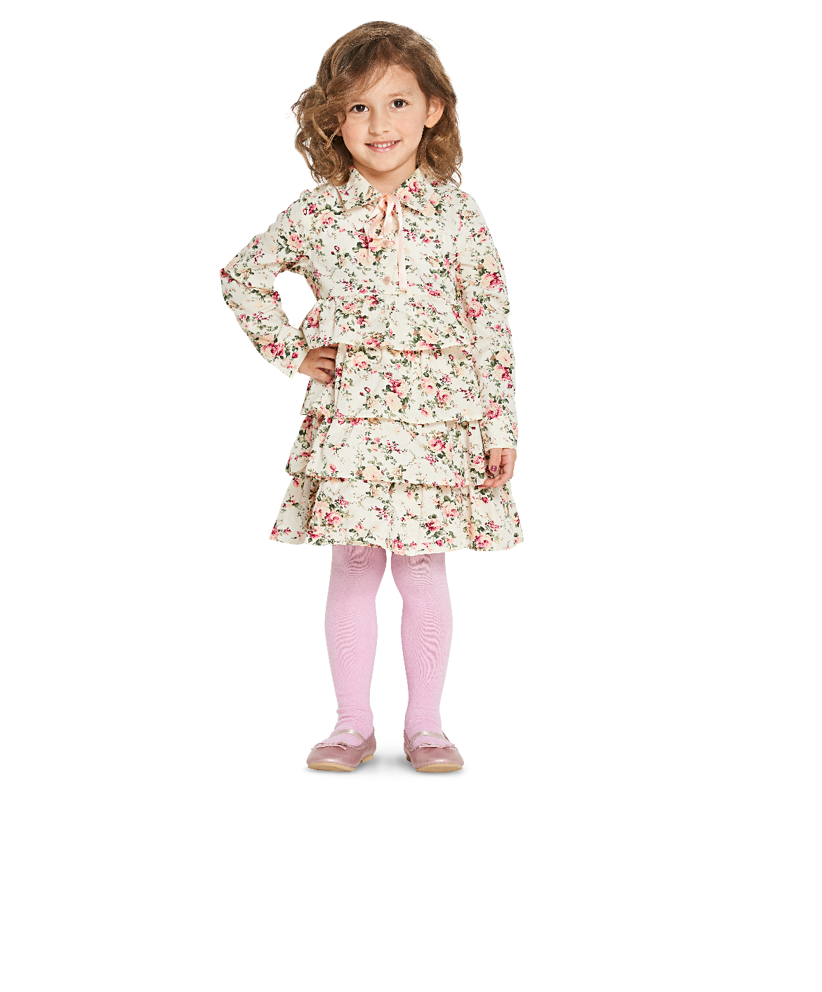 BD9332 Child's Dress pattern