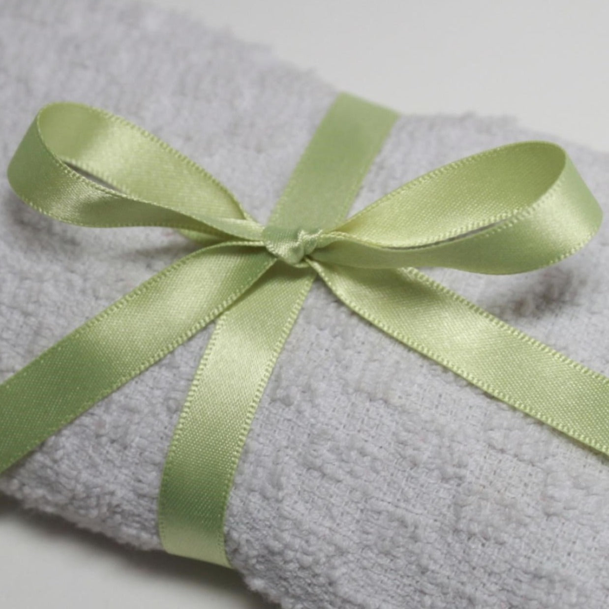 Berisfords Satin Ribbon - Lime Green