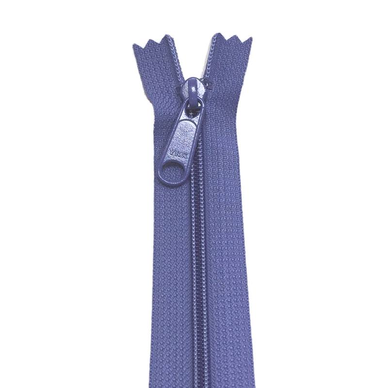 YKK Zip for bags | colour 290 | Wisteria from Jaycotts Sewing Supplies