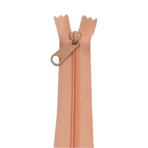 YKK Zip for bags | colour 521 | Peach from Jaycotts Sewing Supplies
