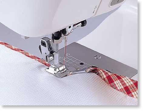 Brother Bias Binder Foot from Jaycotts Sewing Supplies