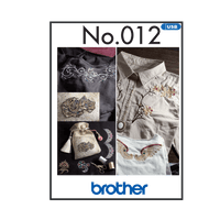Brother Embroidery USB 012 | Fancy Decorative