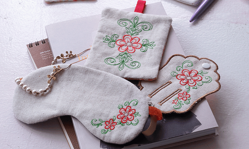 Brother Embroidery USB 015 | In the Hoop