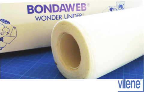 Bondaweb strong adhesive paper perfect for appliqué