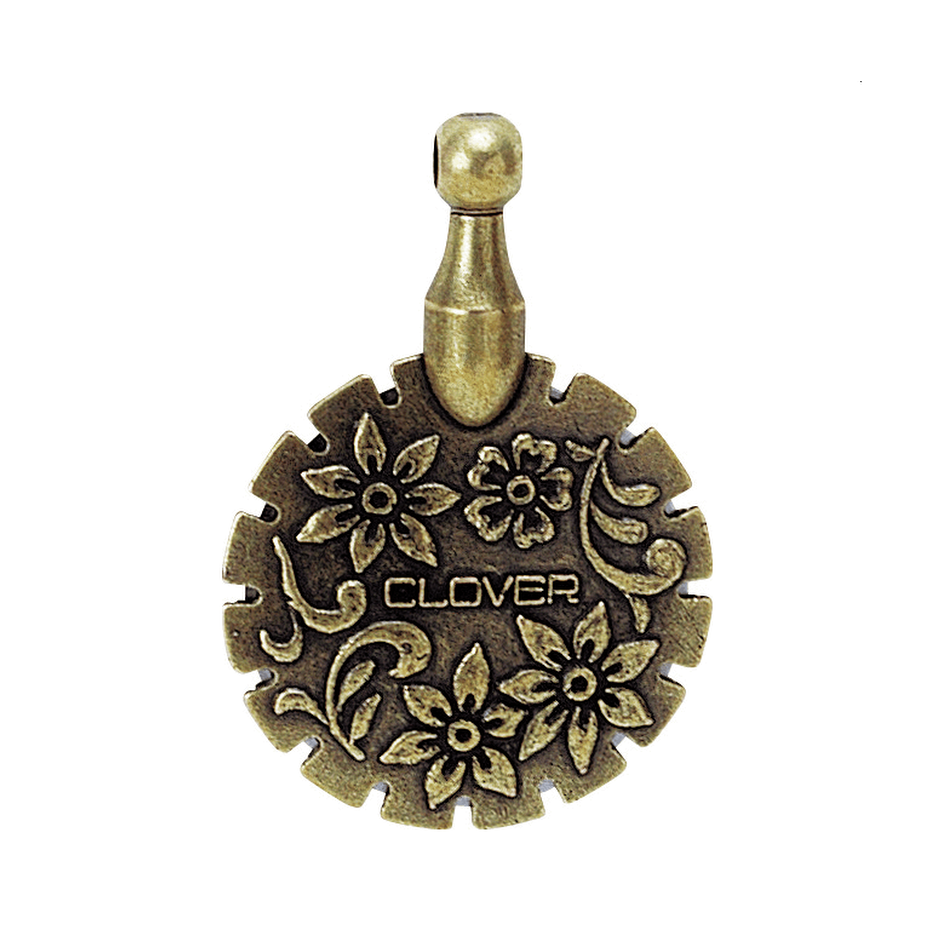 attractive pendant thread cutter by Clover from Jaycotts