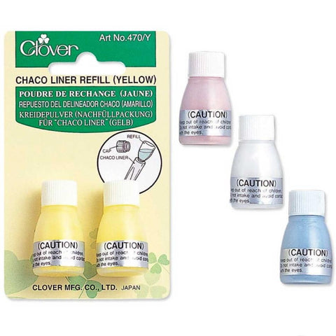 Clover Chaco Liner Refills - jaycotts