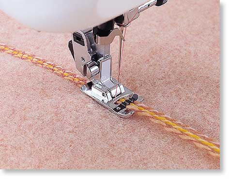 Brother Cording Foot (3 groove)