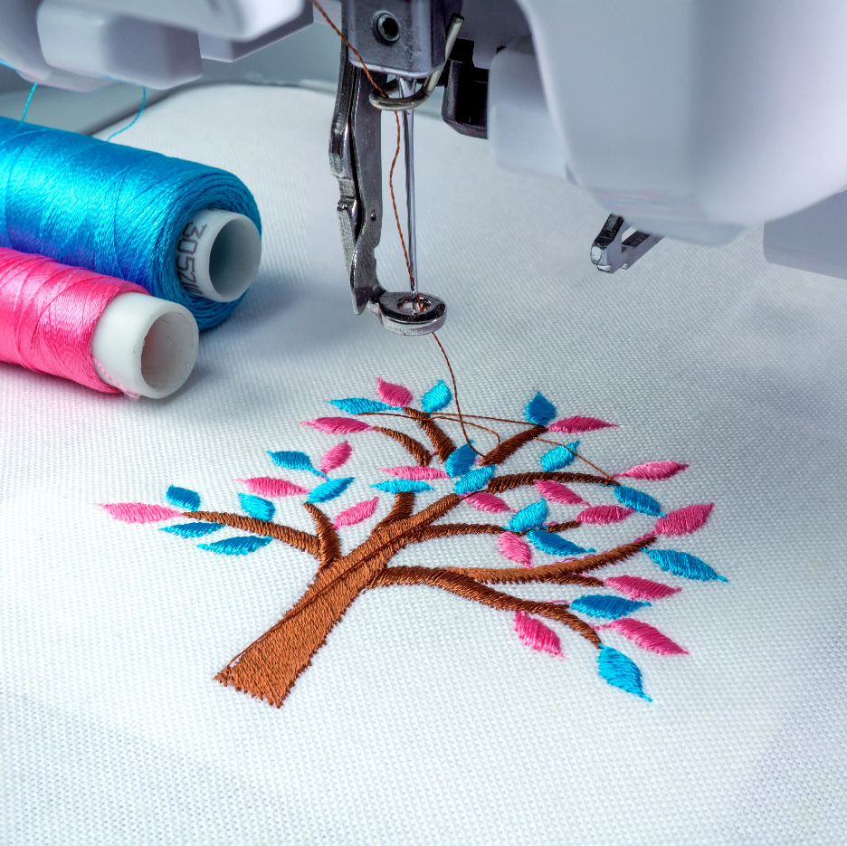 Machine Embroidery, Stabilisers, designs and thread | Saturday 6th June