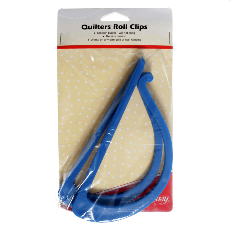 Quilter's Roll Clips