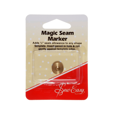 Quilter's Disc | Magic seam marker