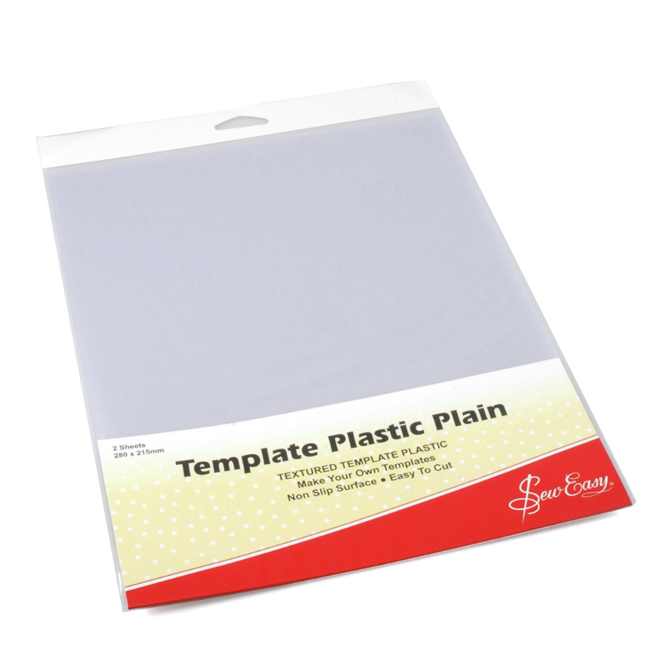 Template Plastic (Plain)