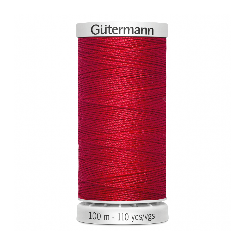 Gutermann Extra Strong Thread 100m | Scarlet Berry from Jaycotts Sewing Supplies