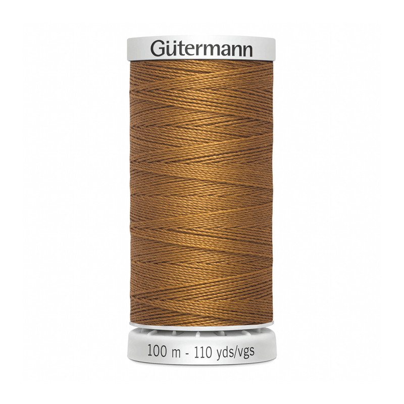 Gutermann Extra Strong Thread 100m | Bronze from Jaycotts Sewing Supplies