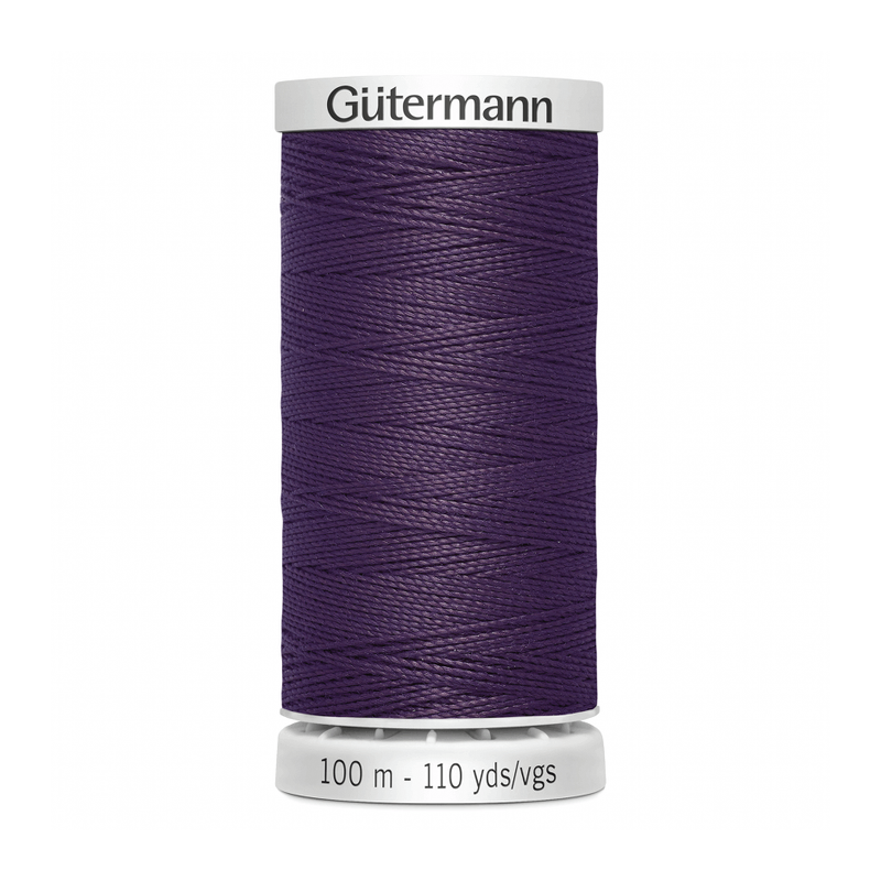 Gutermann Extra Strong Thread 100m | Aubergine
