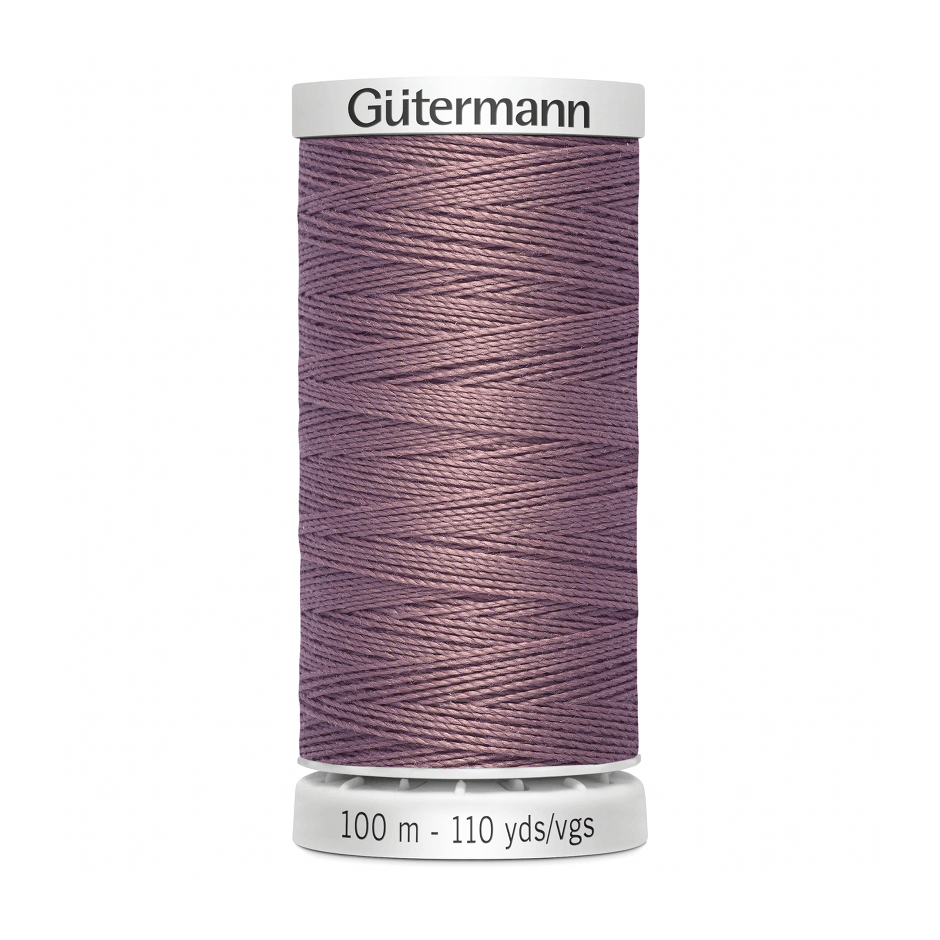Gutermann Extra Strong Thread 100m | Dusky Pink