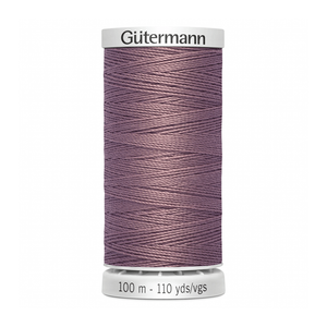 Gutermann Extra Strong Thread 100m | Dusky Pink from Jaycotts Sewing Supplies