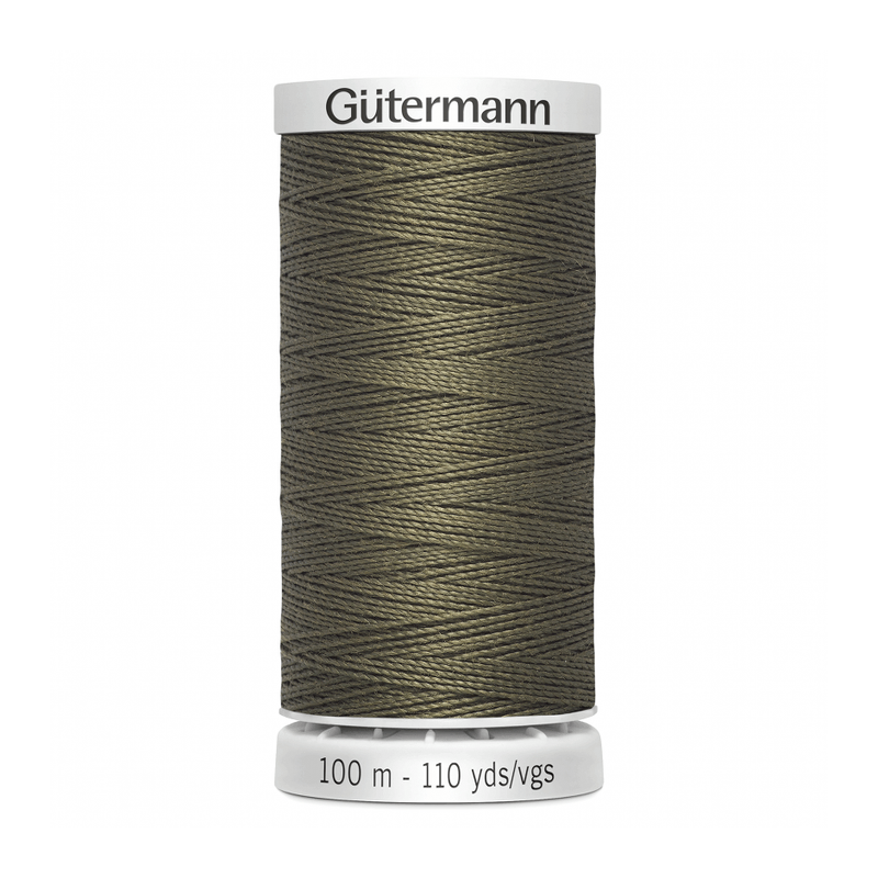 Gutermann Extra Strong Thread 100m | Sage from Jaycotts Sewing Supplies