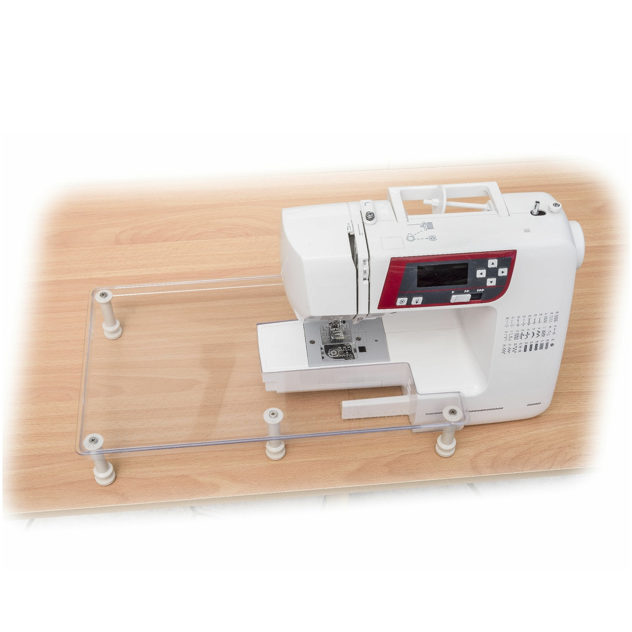 Sewing Machine Extension Table - Fits any model