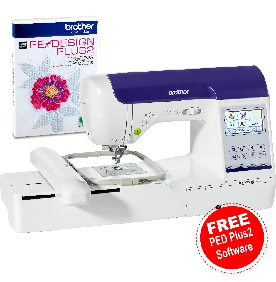Brother innov-is F480 - Free Software worth £349