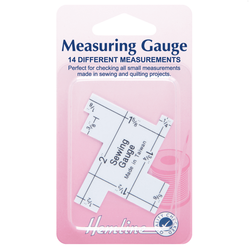 Handy Sewing Gauge