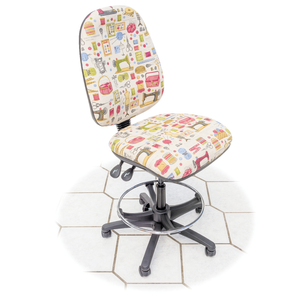 Horn Tall Hobby Chair from Jaycotts Sewing Supplies