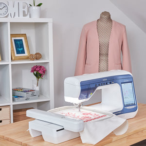 Brother Innov-is V5 LE sewing / embroidery machine from Jaycotts Sewing Supplies