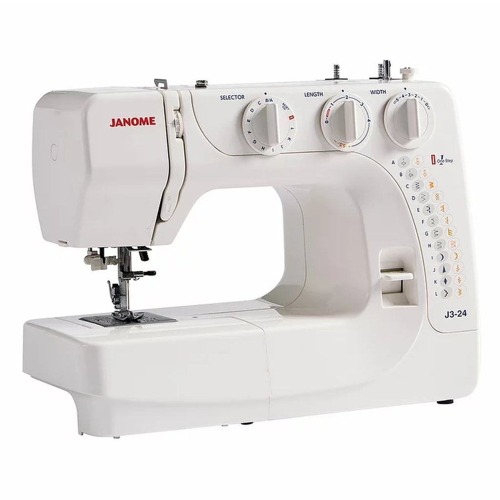 Janome J3-24 Sewing Machine from Jaycotts Sewing Supplies