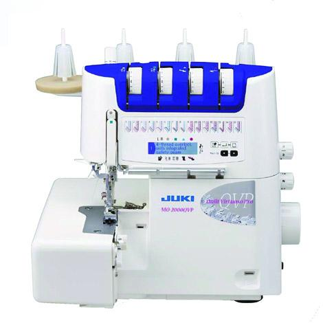 Juki MO-2000 QVP Air Thread Overlocker from Jaycotts Sewing Supplies