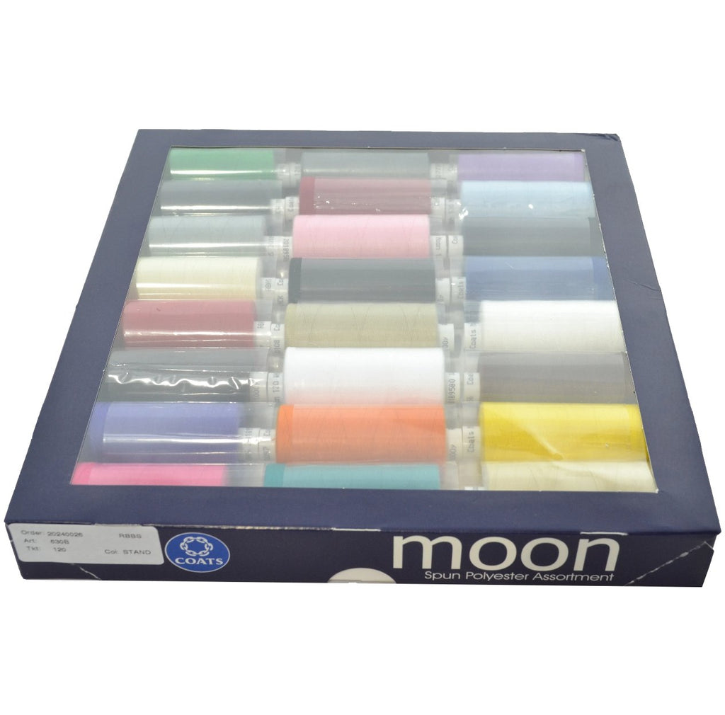 Moon Sewing Thread Value Pack - prime