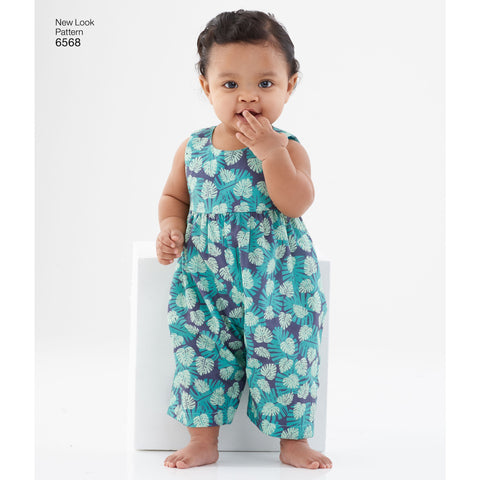 828599e9388 New Look 6568 sewing pattern.