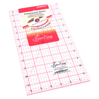 Sew Easy Acrylic Patchwork Ruler from Jaycotts Sewing Supplies