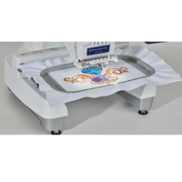 Brother PR670E professional 6 needle embroidery machine from Jaycotts Sewing Supplies