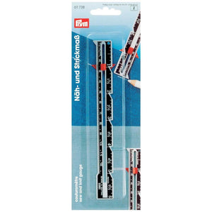 Prym 611738 sew and knit gauge - jaycotts.co.uk