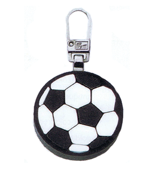 Zip Puller: Football from Jaycotts Sewing Supplies