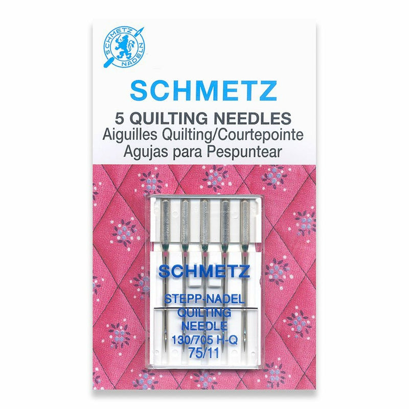 Quilting Machine Needles | Pack of 5 from Jaycotts Sewing Supplies
