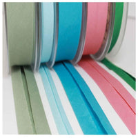 Poly Cotton Bias Binding - Value Size 20m rolls