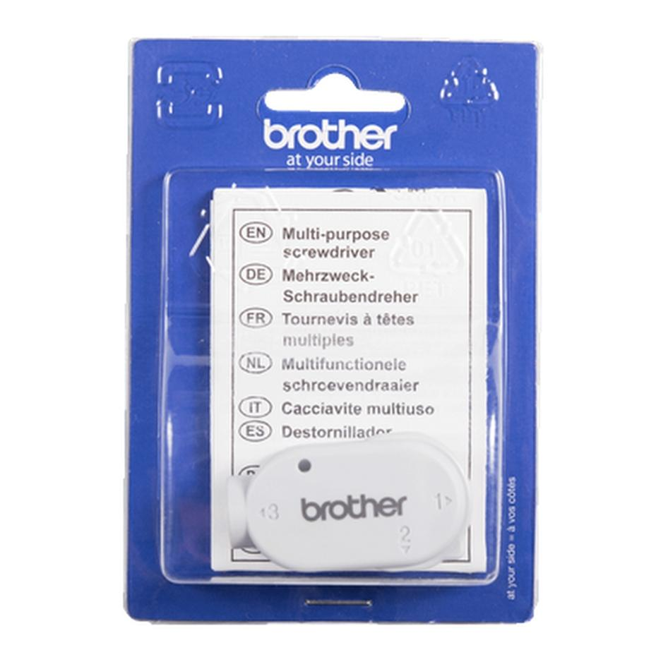 Brother Multi purpose screwdriver from Jaycotts Sewing Supplies