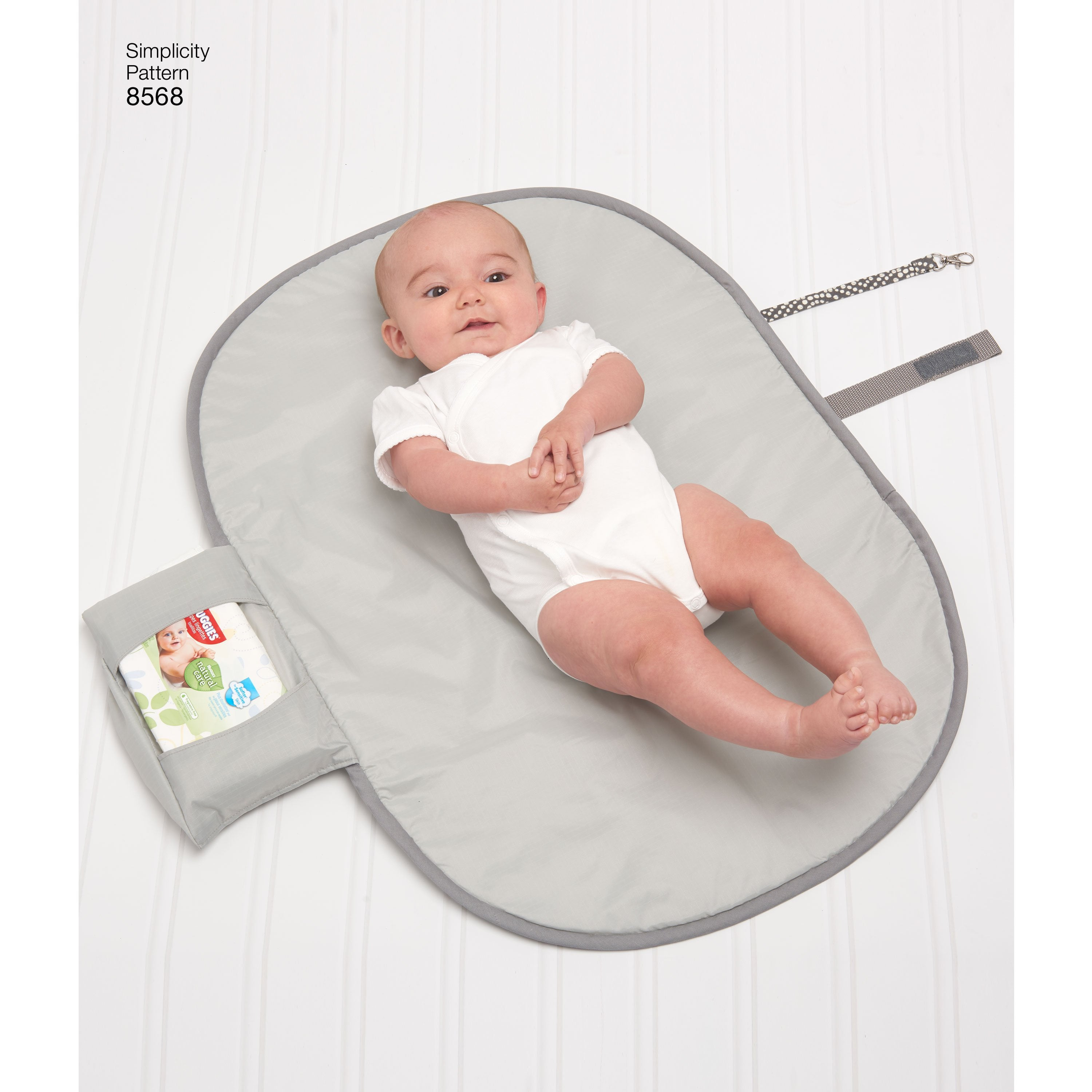 Simplicity Pattern 8568 Baby Accessories Jaycotts Co Uk
