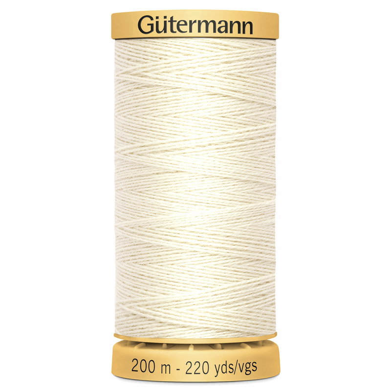 Gutermann Tacking thread from Jaycotts Sewing Supplies