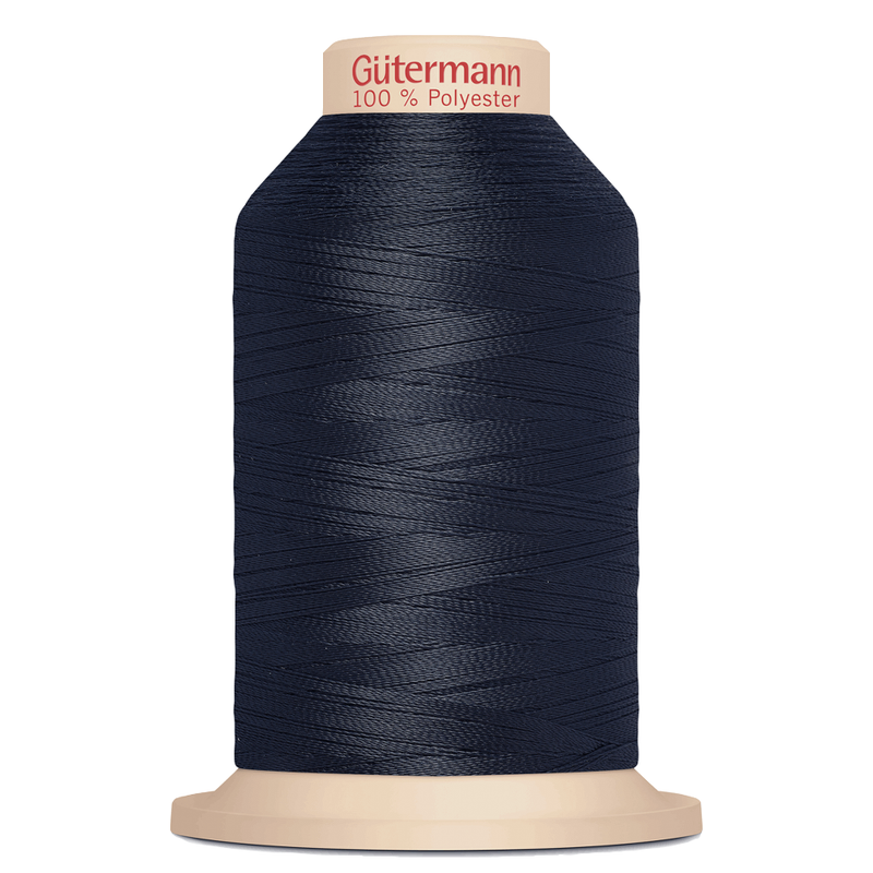Navy Gütermann Overlock Thread - TERA 180 | 2000m