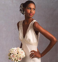 Vogue Pattern 1032  Misses' Wedding Dress