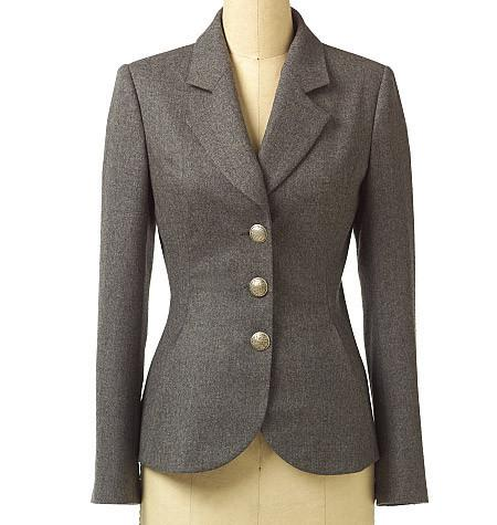 Vogue Pattern 8333 Misses' Petite Jacket | Advanced | by Claire Shaeffer