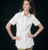 Vogue Pattern 8689  Misses' Shirt | Easy