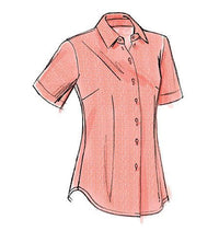 Vogue Pattern 8772 Misses' Blouse | Easy from Jaycotts Sewing Supplies