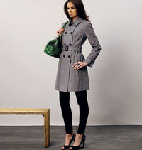 Vogue Pattern 8884 Jacket | Easy