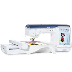 Brother Stellaire XJ1 Sewing and embroidery machine from Jaycotts Sewing Supplies