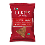 Lukes Organics Superfood Sweet Potato, Hemp & Buckwheat & Seed Chips 142g