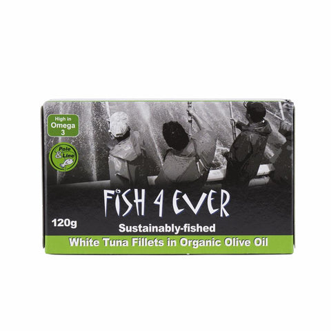 White Tuna Fish in Olive Oil 120 g